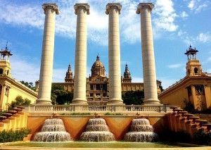 Fountain of Montjuic, Barcelona